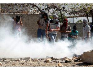 Kudüste çatışma: 7 yaralı