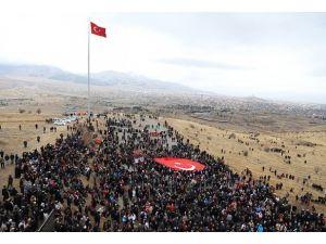 15 bin Erzurumlu 136 yıl önceki ruhu yaşadı