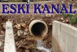 Yağmur suyu kanalları yenileniyor