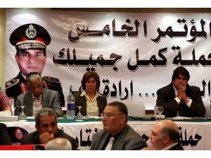 Sisiye destek kampanyası hükümete takıldı