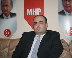 MHPde Halil Canda aday