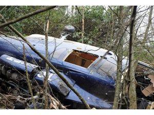 Endonezyada helikopter kazası: 13 ölü