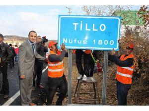 Tillo tabelalarına kavuştu