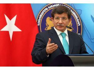 Davutoğlu Iraka resmi ziyarette bulunacak