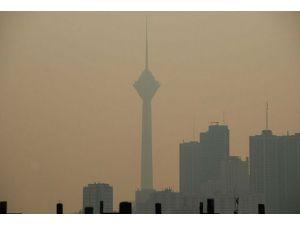 Tahranda yoğun hava kirliliği