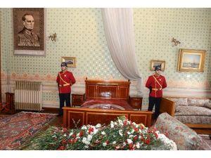 Dolmabahçe Sarayında tören düzenlendi