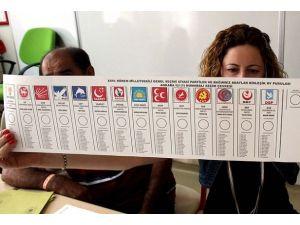 Türkiyede 77 siyasi parti var