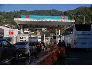 Türkiye ortak sınır kapısı modeline geçiyor