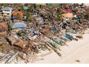 Filipinlere her türlü yardımı yapmaya hazırız