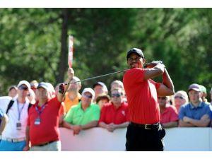 Golf turnuvası heyecanı devam ediyor