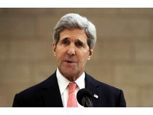 ABD Dışişleri Bakanı Kerry BAEde