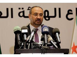 Suriye geçici hükümetinin üyeleri seçildi