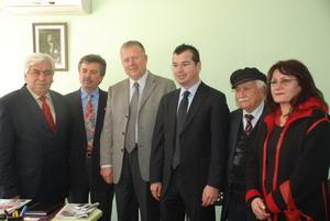 Eski Başkanlar DP'de
