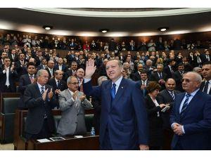 Erdoğandan dava arkadaşlığı ve kardeşlik hukuku vurgusu