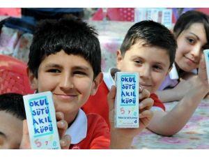 Okul Sütü İhalesinde en düşük teklifler alındı