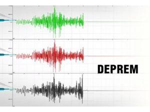 Yunanistanda deprem