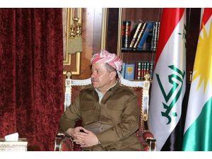 Biden, Mesud Barzani ile telefonda görüşdü