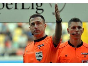 FIFAdan Hüseyin Göçeke görev