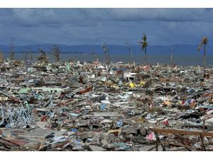 Filipinlerde ölü sayısı 2 bin 344e çıktı