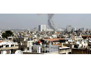 Suriyede katliam korkusu