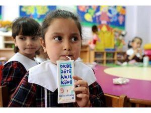 Okul Sütü yeniden ihale edilecek