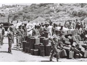 Barış Harekatının tarihi görüntüleri