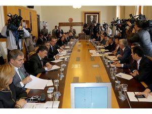 TBMM Anayasa Uzlaşma Komisyonu toplandı
