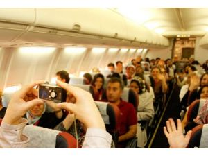 Uçaklarda 3G ve 4G'ye izin