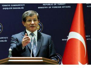 Dışişleri Bakanı Davutoğlu ABDye gidiyor