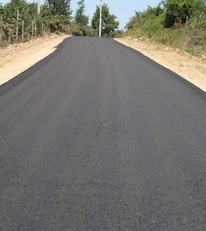 Datçaya asfalt yok