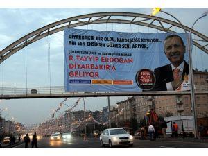 Diyarbakır tarihi ziyaret için hazır
