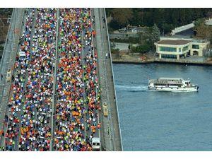 İstanbul Maratonu 35. kez koşulacak