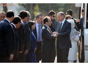 Erdoğan ve Barzani Diyarbakırda