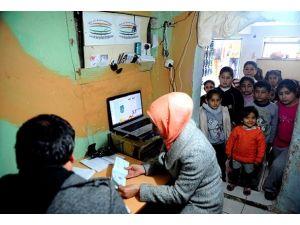 İzmirdeki Suriyeli çocuklara okul tahsis edildi
