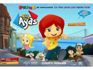 Türkiyenin ilk çizgi sinema filmi 22 Kasımda vizyonda