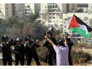Yahudilerden Müslüman mezarlarına yönelik saldırı