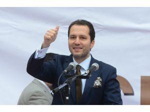Prof. Dr. Necmettin Erbakan Vakfı Genel Merkezi açıldı