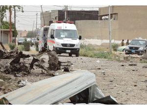 Bağdatta patlamalar: 7 ölü, 26 yaralı