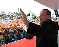 Erdoğanın Diyarbakır mitingi