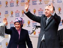 Erdoğan Vanda DTPye çattı