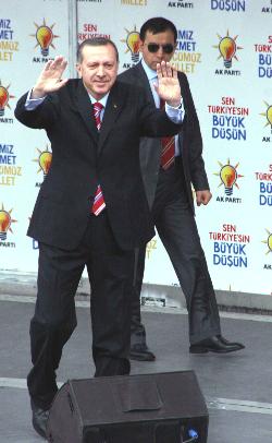 Erdoğan önde gidiyor