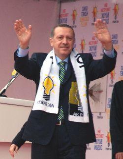 Erdoğan, Bizim farkımız bu