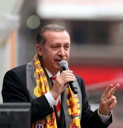 Erdoğan, medyanın felaket tellallığı