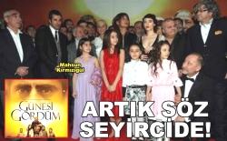 ARTIK SÖZ SEYİRCİDE!