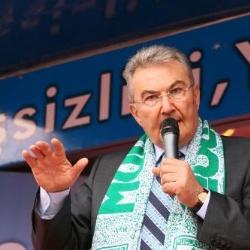 Baykal Erdoğana yüklendi