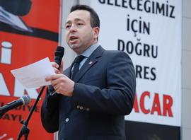 """Kaya """"Eraslan'a yapılan saldırıyı kınıyoruz"""""""