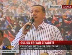 Erdoğan Doğana ahlaksız dedi