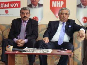 Marmaris MHP mitinglerini erteledi