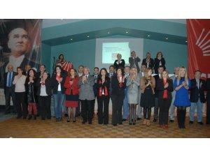 CHP Marmariste Belediye Meclis Aday Adaylarını Tanıttı