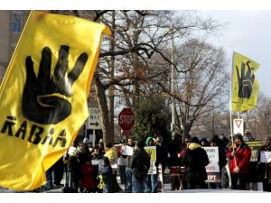 Mısırdaki darbe ABDde protesto edildi